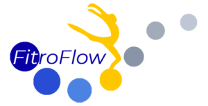 fitroflow logo color